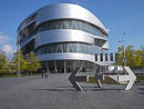 Mercedes-Benz-Museum in Stuttgart