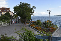 Seepromenade in Überlingen