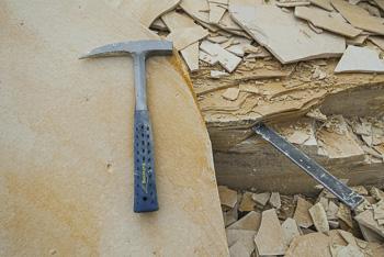 Fossiliensteinbruch Schamhaupten