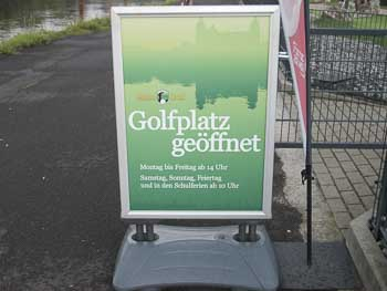 Minigolfanlage Main-Golf in Aschaffenburg