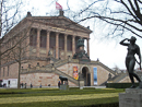 Alte Nationalgalerie in Berlin