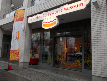 Deutsches Currywurst Museum in Berlin Berlin