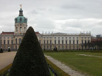 Schloss Charlottenburg in Berlin Berlin