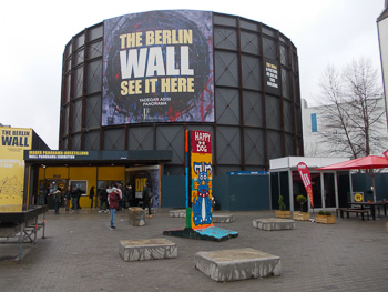 The Wall - asisi Panorama in Berlin Berlin