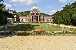 Kurpark in Bad Homburg