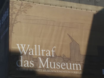 Wallraf-Richartz-Museum in Köln Nordrhein-Westfalen