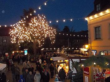 Pfalz Weihnachtsmarkt