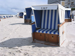 Strand in Westerland